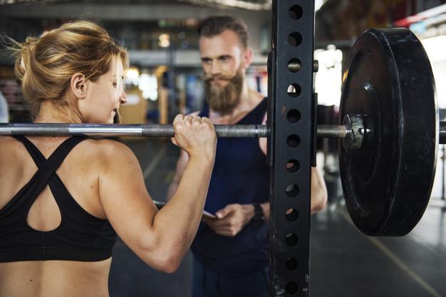 Massa magra versus gordura corporal